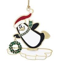 ChemArt 58267 Christmas Penguin Ornament