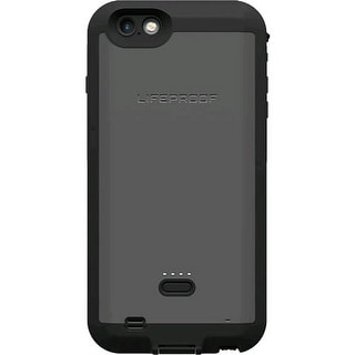 LifeProof Fre Waterproof Battery Case for Apple iPhone 6/6s Plus - Black
