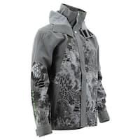 Huk Kryptek All Weather Krytpek Raid Small Jacket with Hood