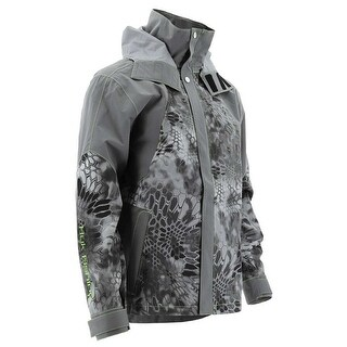 Huk Kryptek All Weather Krytpek Raid XXX-Large Jacket with Hood