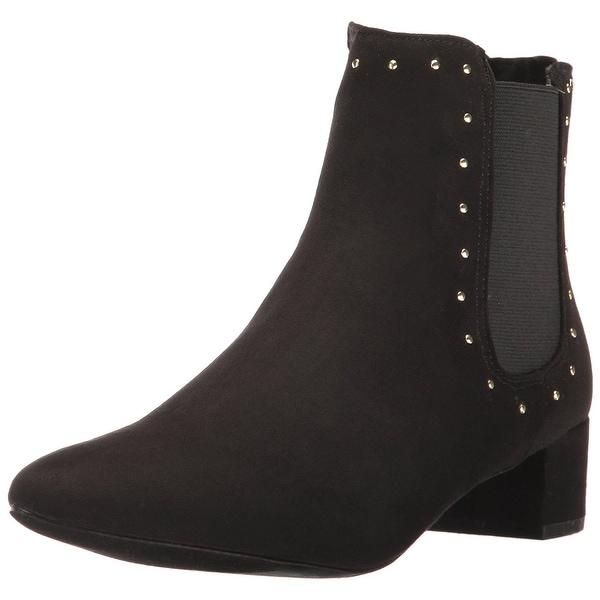 UNIONBAY Women's Blair-s17 Ankle Bootie - 8.5