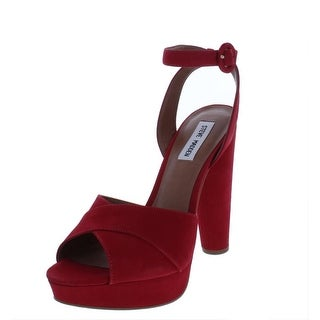 03db5bceb5a Buy Red Steve Madden Women s Sandals Online at Overstock