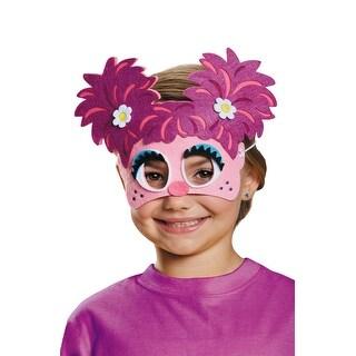 Disguise Abby Cadabby Felt Child Mask - Pink