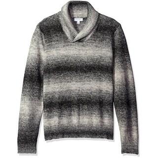 Calvin Klein NEW Black Mens Size Large L Pullover V-Neck Sweater
