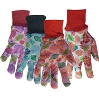 Boss 751 Glove Jersey Dot PVC Victorian, Large