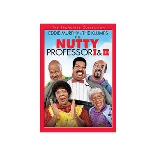 NUTTY PROFESSOR I & 2 (DVD) (DOL DIG 5.1 SUR/ENG SDH)