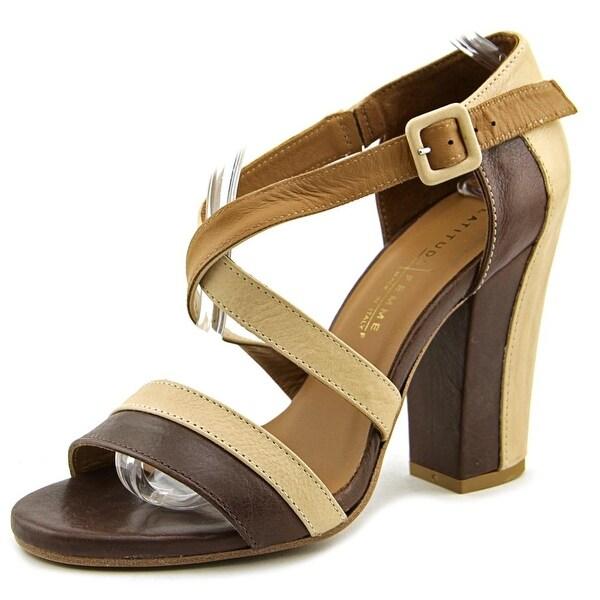 Latitude Toledino-Marrone Women Brown Sandals