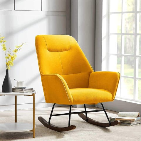 Rocking Chair Accent Chair Living Room Chair