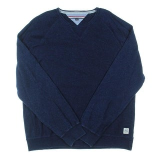 Tommy Hilfiger Mens Textured Long Sleeves Casual Shirt - XXL
