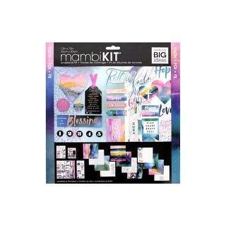 MAMBI Scrapbook Kit 12x12 Faith
