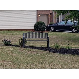 Maypex Steel Garden Bench