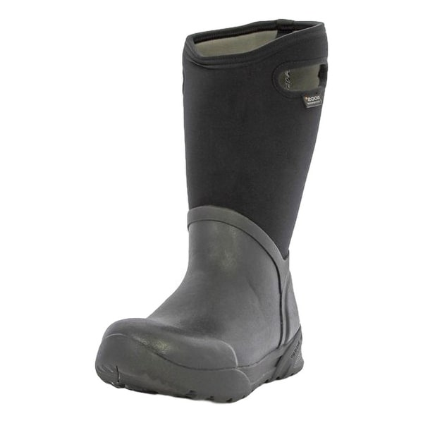 Bogs Boots Mens Bozeman Tall Pull On Waterproof Slip Resistant