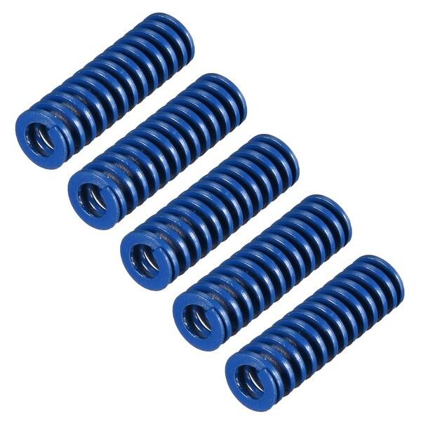 Shocks, Struts & Suspension Leaf Springs Super Heavy Load Brown Spiral Stamping Compression Die Spring 8x25mm