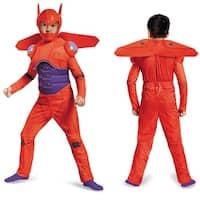 Boys Big Hero 6 Deluxe Baymax Halloween Costume