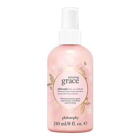 Philosophy Amazing Grace Shimmering 8-ounce Body Spritz