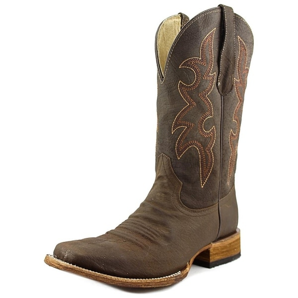 Circle G by Corral L5099 Men Square Toe Leather Western Boot