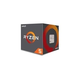 AMD CPU YD1600BBAEBOX Desktop RYZEN 5 1600 AM4 65 Watts with Fan Retail