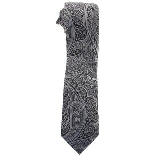 Countess Mara Mens Holiday Paisley Silk Classic Neck Tie - o/s