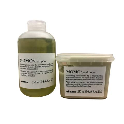 Davines Momo Shampoo & Conditioner 8.45 OZ Set - 9.1 - 10 Oz.