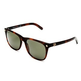 John Galliano Women's Classic Style Sunglasses Tortoise - Brown - Small