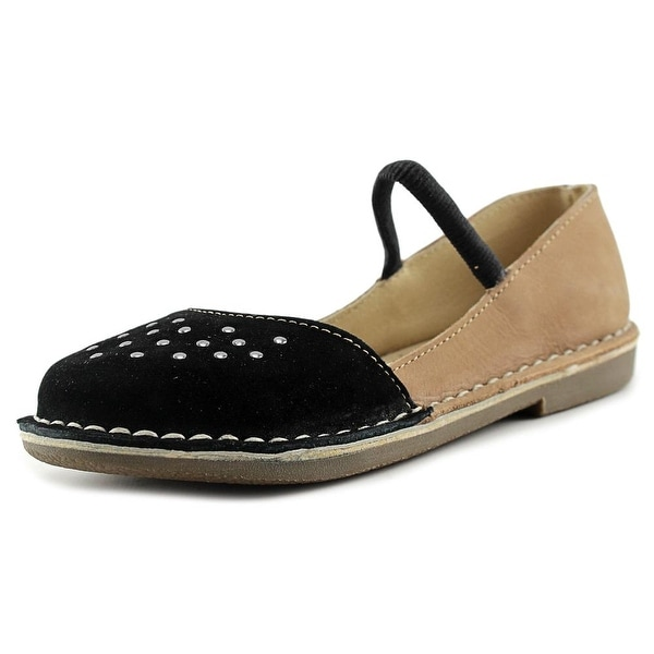 Stride Rite LACY Round Toe Leather Mary Janes