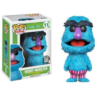 Funko POP! Sesame Street Specialty Series Herry Monster Vinyl Figure - multi