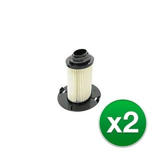 EnviroCare Replacement Vacuum Filter for Dirt Devil 86710 Vacuum Model (2pk)