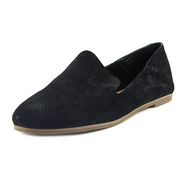 0c56f31eb Shop Lucky Brand Caldyn Black Flats - Free Shipping Today ...