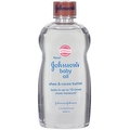 JOHNSON'S Baby Oil Shea & Cocoa Butter 14 oz - Thumbnail 0