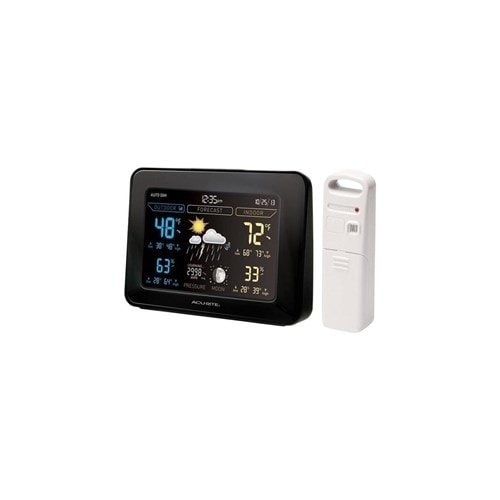 """AcuRite Dark Theme Color Weather Station Color Weather Station"""
