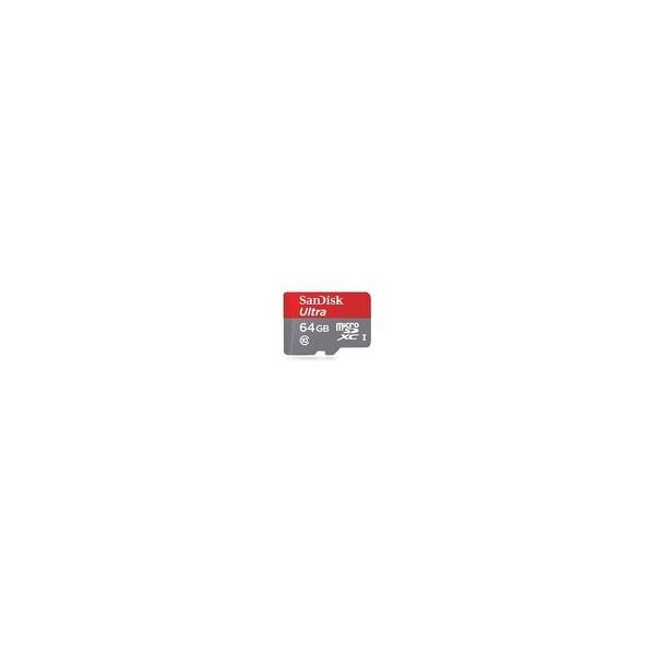 SanDisk SDSQUNC-064G-AN6IA SanDisk Ultra 64 GB microSDHC - Class 10/UHS-I