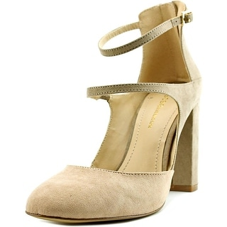 BCBGeneration Leissa   Round Toe Synthetic  Heels