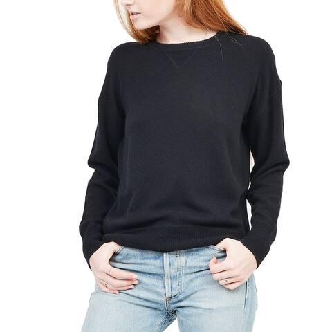 Quinn Cashmere Crew Sweatshirt