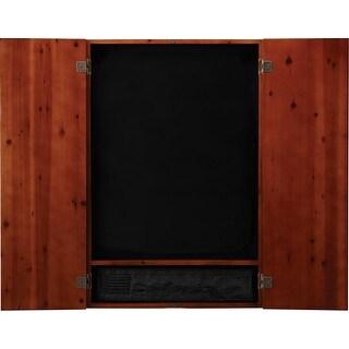 Viper Metropolitan Cinnamon Soft Tip Dartboard Cabinet /40-0404