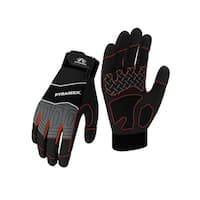 Pyramex safety products gl102m pyramex safety products gl102m trade series gloves m