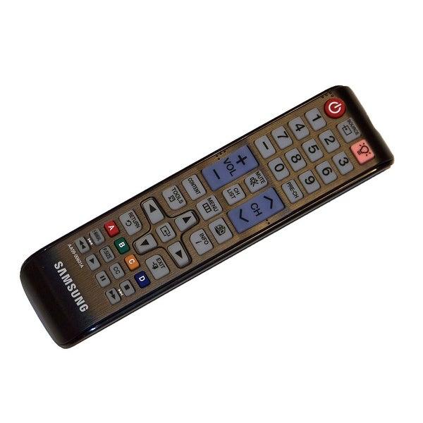OEM Samsung Remote Control: PL51E490B4FX, PN51E490B4FXZA, PN51E490B4FXZATD02, UN40EH6030FXZATS01, UN40FH6030FXZA