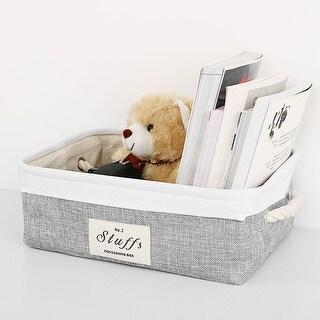 Laundry Basket Clothes Towel Box Organizer Closet