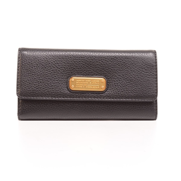New Q Long Trifold Wallet