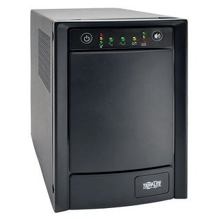 Tripp Lite SmartPro 1500VA Tower UPS System SMC1500T Line Interactive UPS
