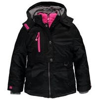 Big Chill Little Girls 4-6X Heavyweight Snowboard Jacket
