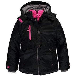 Big Chill Little Girls 4-6X Heavyweight Snowboard Jacket
