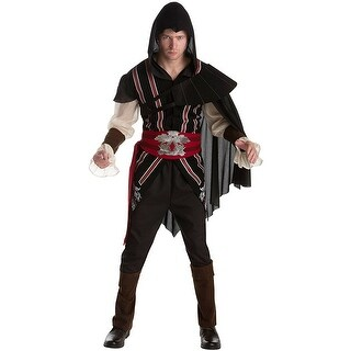 Assassin's Creed Ezio Auditore Classic Adult Costume