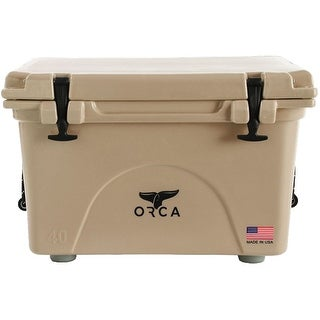 ORCA 40 Quart Cooler with Handles