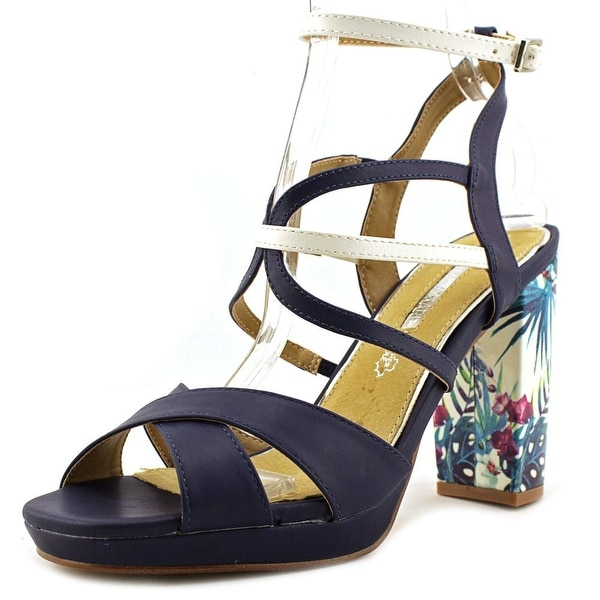 Maria Mare 66670 Women Navy/Navy/White/White Sandals