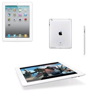 Apple iPad 2 16GB - 9.7in Touchscreen Wi-Fi Tablet - White (Refurbished Grade B)