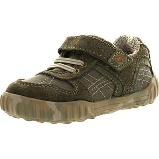 Stride Rite Kids Boys Srt Travis Rubber Sneakers