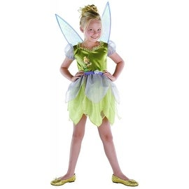 Disney Fairies Tink and the Lost Treasure Girl's Costume Size L (10-12)