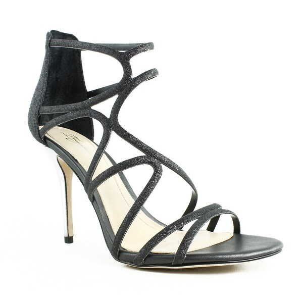 0ce4e84a514 Shop Imagine by Vince Camuto Womens Ranee Black Ankle Strap Sandals ...