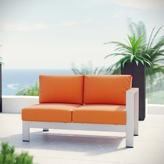 Link to Beach Outdoor Patio Aluminum Loveseat Similar Items in Outdoor Sofas, Chairs & Sectionals