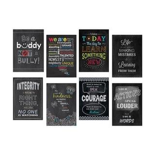 Inspire U Posters Set Of 8